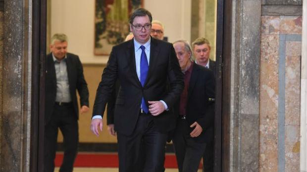 Vučić: Dobra odluka Prištine da ukine mere zabrane trgovine