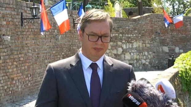 Vučić: Dok sam živ zalagaću se za kompromis sa Prištinom