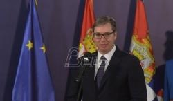 Vučić: Dolazak kineske vakcine dokaz prijateljstva dve države