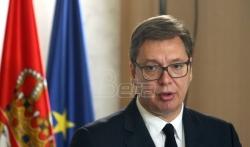 Vučić: Došlo do najbrutalnije političkog nasilja, upliv kriminalnog faktora i stranih službi