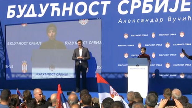 Vučić: Dugo sam čekao da dođem u Kuršumliju