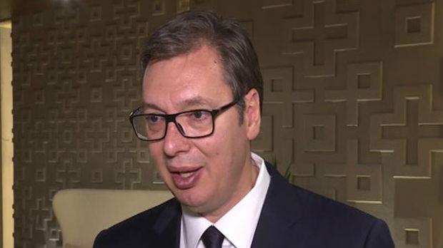 Vučić: Gde se slonovi tuku, mali moraju da sarađuju