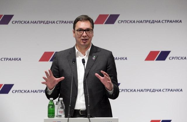 Vučić: Gradimo auto-puteve koje smo godinama sanjali VIDEO