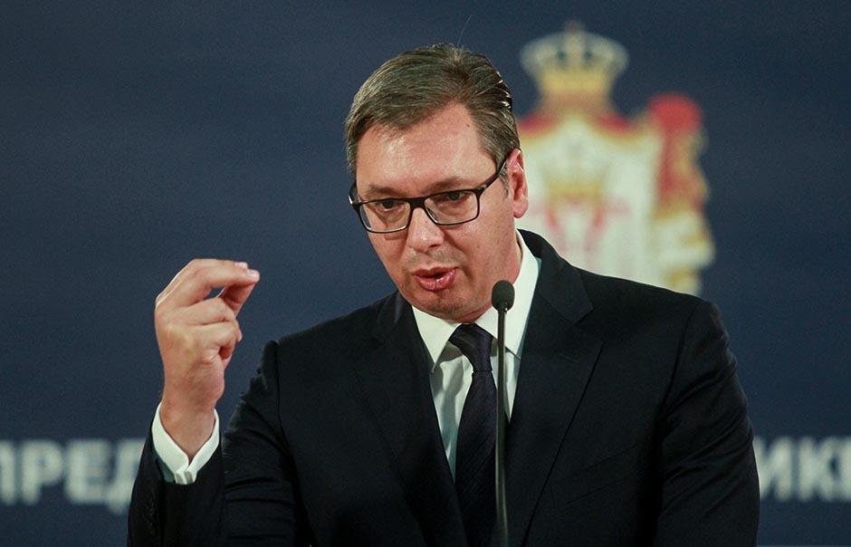 Vučić: Hoćemo jasne granice!
