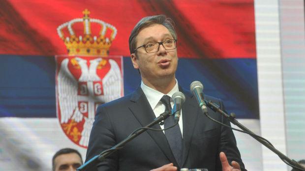Vučić: Da vojno pobedimo SAD, nemojte ni da pomislite