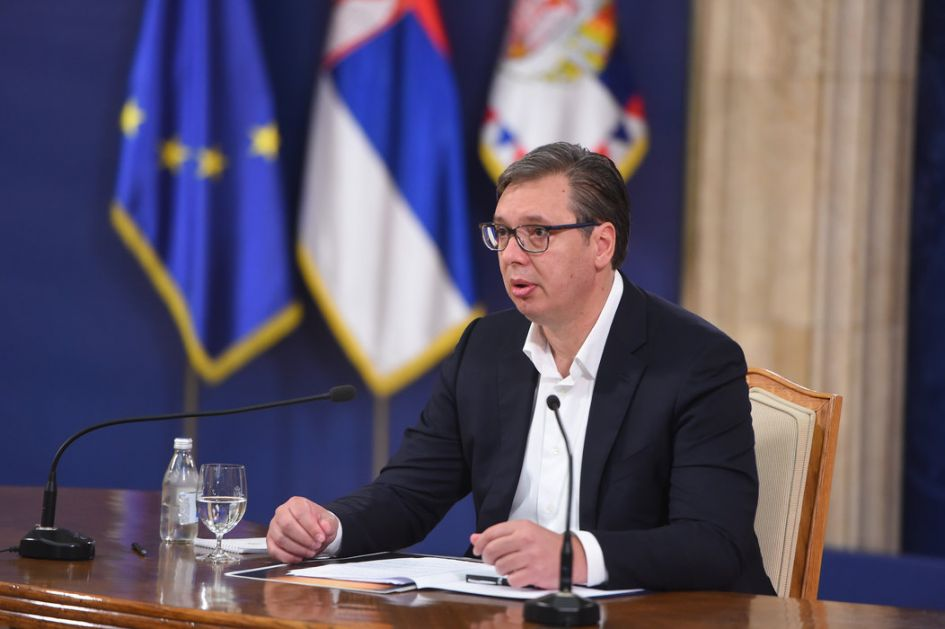 Vučić: Pobedićemo koronu, moja je greška što nismo uveli policijski čas