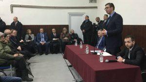 Vučić: Neću se nikome dodvoravati