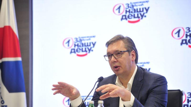 Vučić: Milion doza vakcine do kraja godine