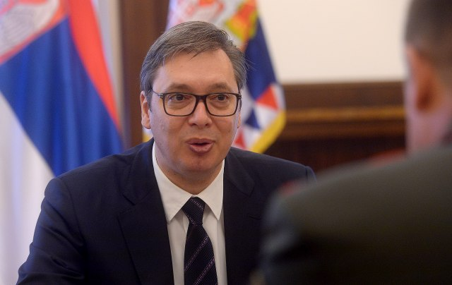 Vučić: Nadam se da će Partizan igrati Evroligu