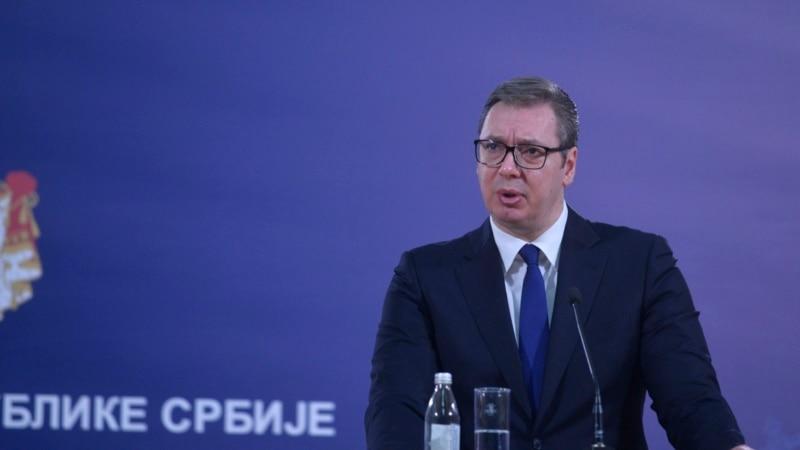 Vučić: Nadam se nastavku dijaloga u maju ili junu