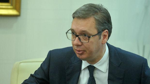 Vučić: Napred, Novače – napred, Srbijo!