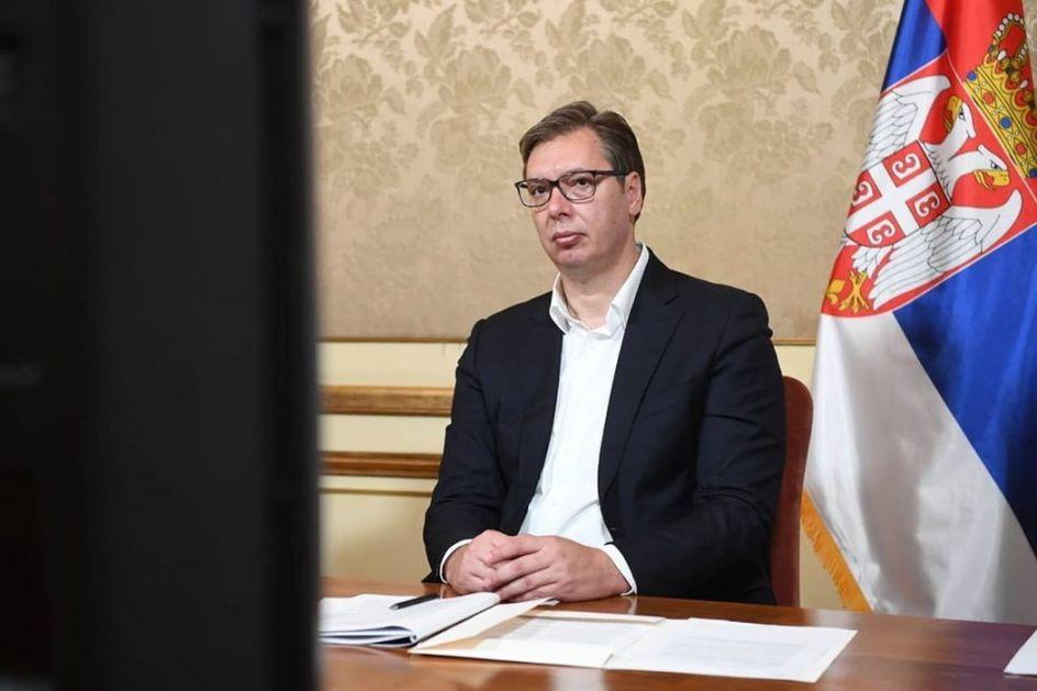 Vučić: Nasilnici će biti poraženi, odgovorni uhapšeni, jedno veče protesta jednako 50.000 potencijalno zaraženih