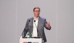 Vučić: Ne znam šta je dvostruki suverenitet, to nam niko nije ponudio