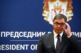 Vučić: Ne dolazim u parlament da budem glineni golub