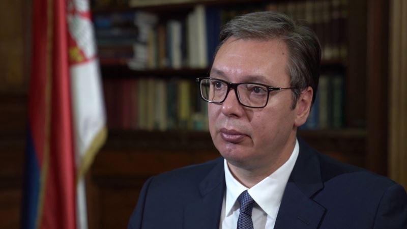 Vučić: Neću da lažem da je Kosovo deo Srbije