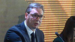 Vučić: Neka se Fajon izbori da Srbi postanu nacionalna manjina u Sloveniji