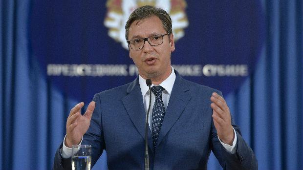 Vučić: Neki misle da Srbija nije dovoljno pregažena i ponižena