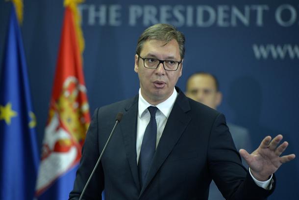 Vučić: Nemačka da sasluša Srbiju,pa da odlučuje