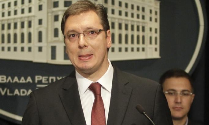 Vučić: Nemojte ni pomisliti da vojno možemo da pobedimo SAD