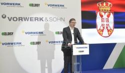 Vučić: Nezavisnost Kosova nije i neće biti tema razgovora