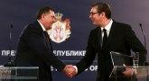 Vučić: Nije moj posao da obuzdavam Dodika