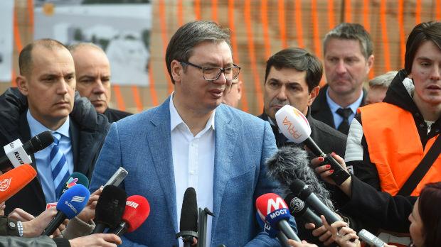 Vučić: Traže od mene da obuzdam Dodika, to nije moj posao, ja ga poštujem