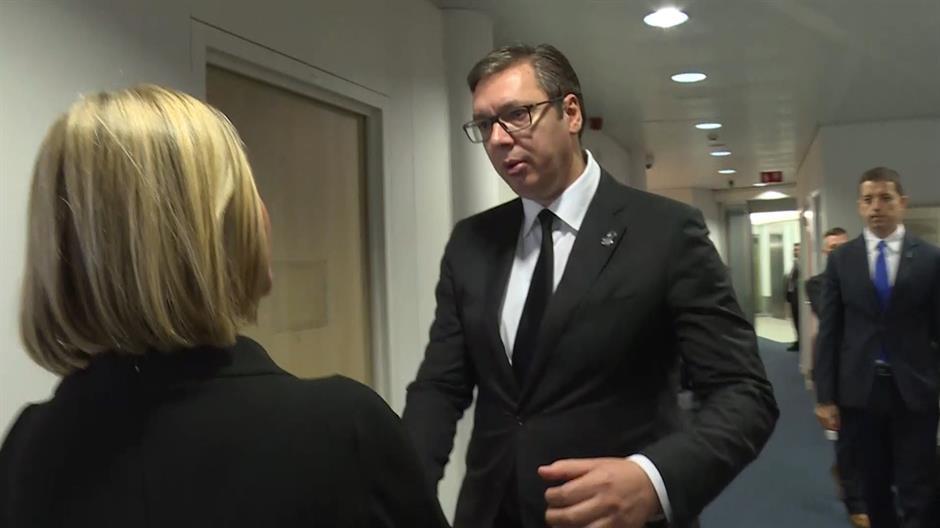 Vučić: Niko neće ići u Brisel dok Priština ne povuče odluke