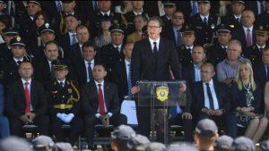 Vučić: Nisam predsednik svih Srba, već svih građana koji žive u Srbiji