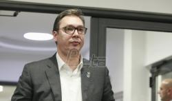 Vučić: Nisam u sukobu sa Stefanovićem