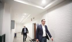 Vučić: Nova vlada ograničenog trajanja, parlamentarni izbori najkasnije 3. aprila 2022. godine