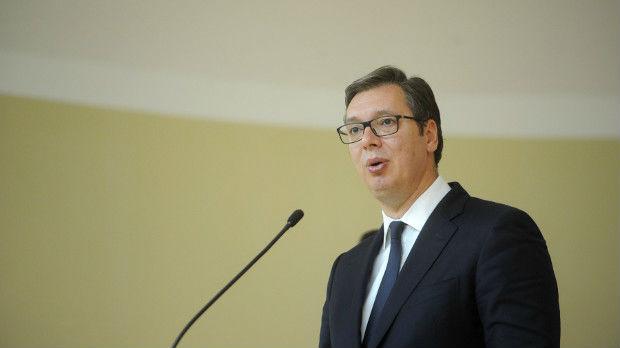 Vučić: Obavestiću Putina o pitanjima od značaja za Srbiju