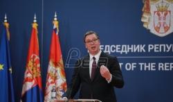 Vučić: Očekujem Lajčaka ovde u Beogradu i Prištini odmah posle izbora u Srbiji