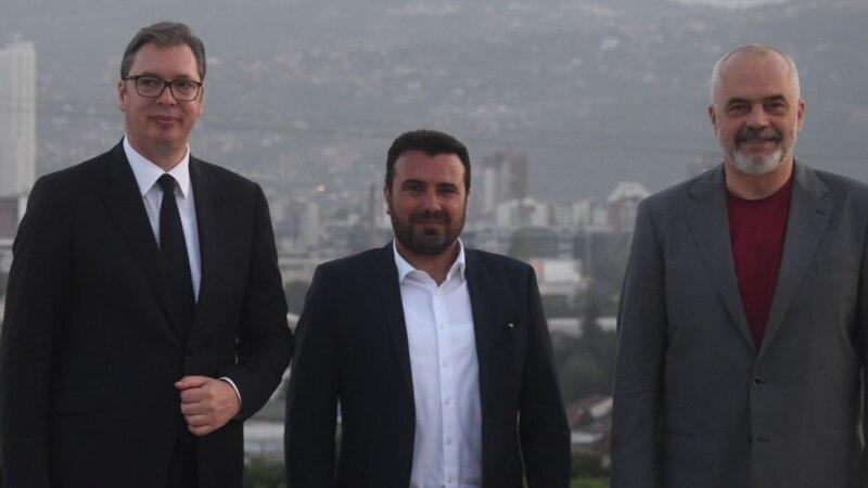 Mini Šengen preimenovan u Otvoreni Balkan, Vučić najavio mogućnost ukidanja granica od 2023.
