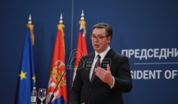 Vučić: Od 2024. godine brzom prugom od Beograda do Budimpešte za dva sata i 45 minuta