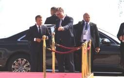 Vučić: Od Makrona sam tražio pomoć na EU putu i za rešavanje kosovske krize