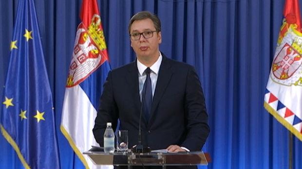 Vučić: Od oktobra nova faza dijaloga o KiM