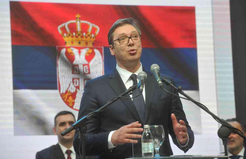 Vučić: Odavno jasno da Amerikanci stoje iza Albanaca, ponašaju se po pravilu sile jačeg