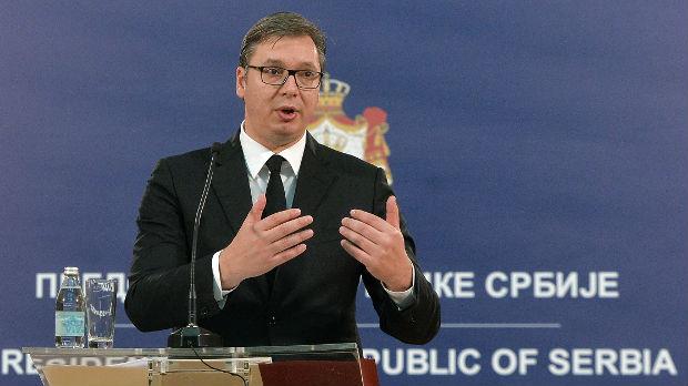 Vučić: Odluka kojom je ujedinjeno srpstvo s obe strane Save i Dunav