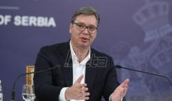 Vučić: Odluka o prisustvu Miloševića u Kninu trebalo da se donese zajedno sa Srbijom