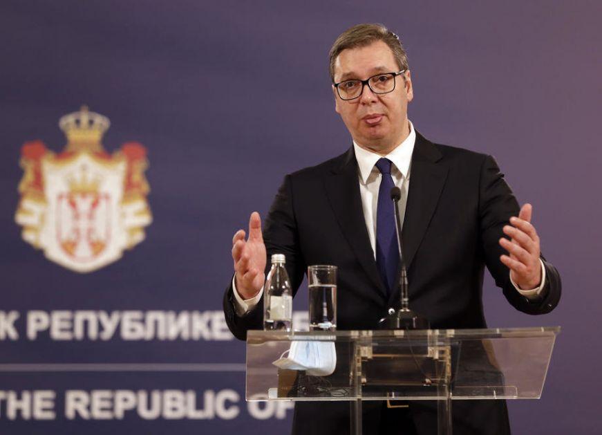 Vučić: Otvoreni Balkan istorijski korak za region