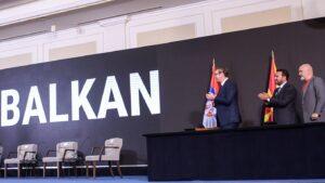 Vučić: Otvoreni Balkan je istorijski korak za region