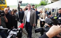 Vučić: Planirana rekonstrukcija više putnih pravaca na području Pazara