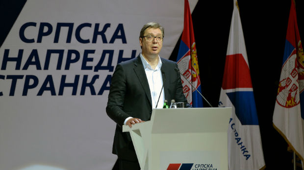 Vučić: Plate i penzije će biti povećane više od očekivanog