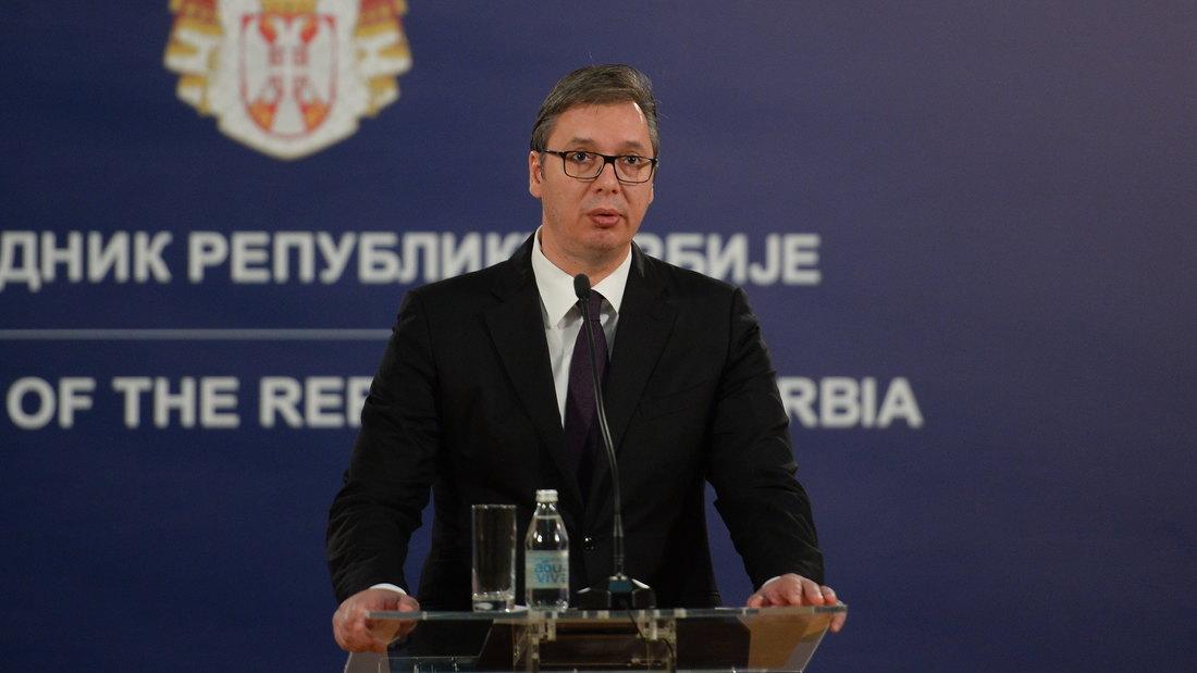 Vučić: Po treći put napadnut mir, pitam EU od čega više za se uzdržimo
