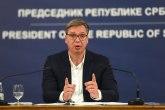 Vučić: Pobedićemo koronu, molim za disciplinu