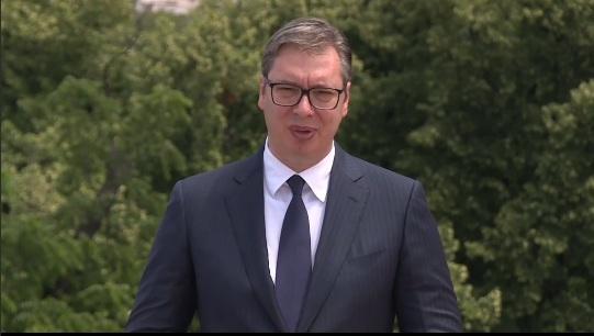 Vučić: Poručujem našem narodu koji živi u Crnoj Gori da smo uz njih