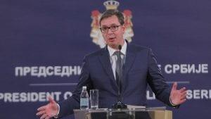 Vučić: Pravna saradnja između Srbije i Rusije
