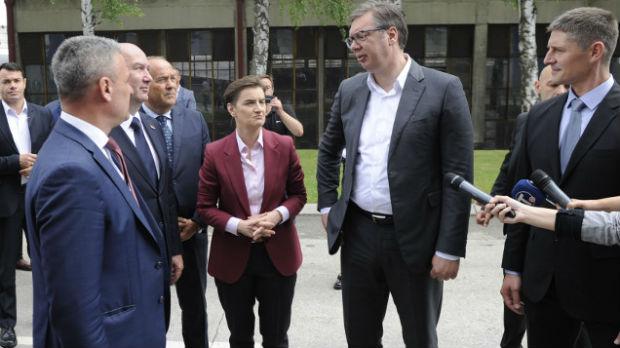 Vučić: Priznanje Kosova neće biti tema u Vašingtonu, niti ćemo to dozvoliti