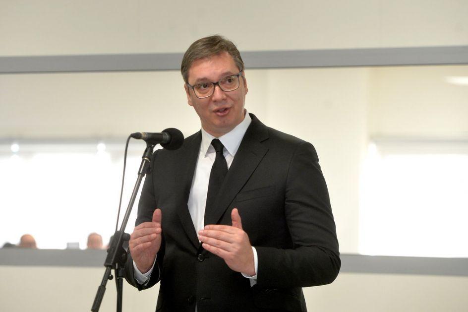Vučić: Problem zagađenja postoji više decenija
