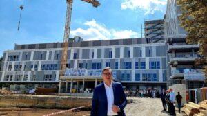 Vučić o hapšenju Belivuka: Sve obavili MUP i BIA